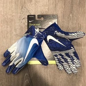 Nike Vapor Knit Skill Football Gloves Men's Medium
